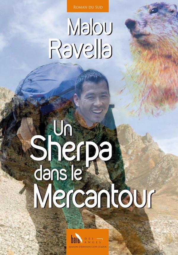 Un sherpa dans le Mercantour verso